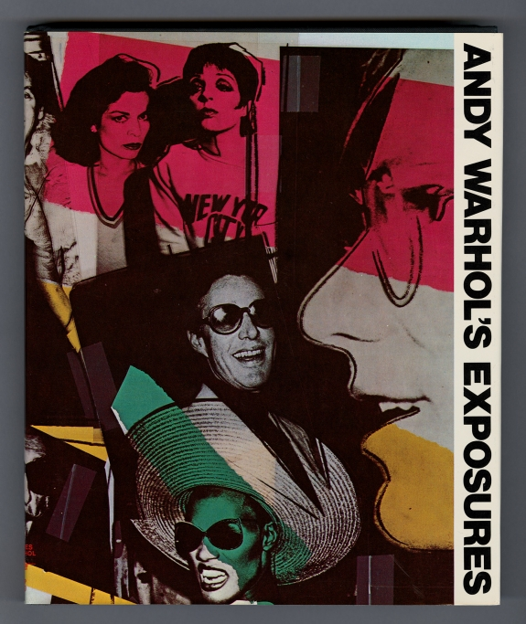 Andy Warhol, Andy Warhol's Exposures, First printing, 1979