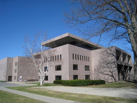 The Clark Art Institute.