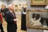 Bonhams and the American Kennel Club hosted the February 13 Barkfest brunch to raise funds for the AKC Humane Fund.  Dog lovers in town for the Westminster Kennel Club Dog Show previewed Bonhams' February 16 Dogs in Show & Field auction.