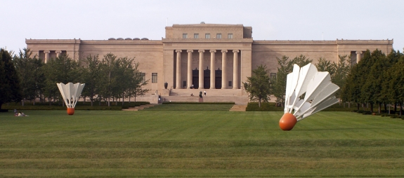 The Nelson-Atkins Museum of Art.