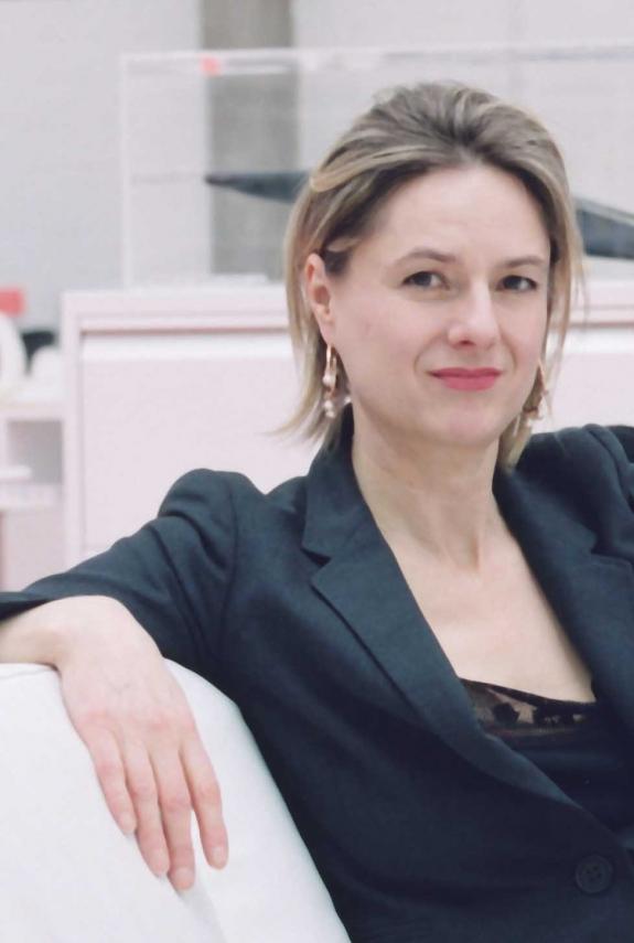 Amanda Levete, Architect of MAAT