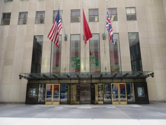 Christie's New York.