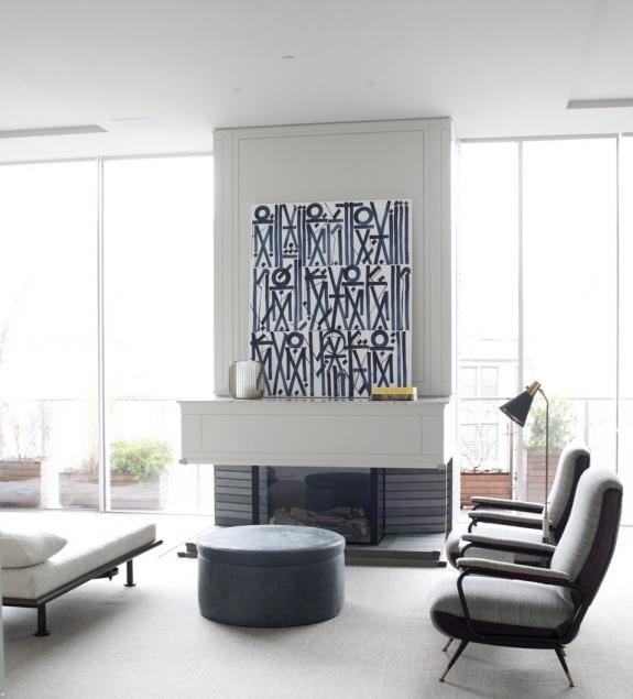 Interior by Shawn Henderson.