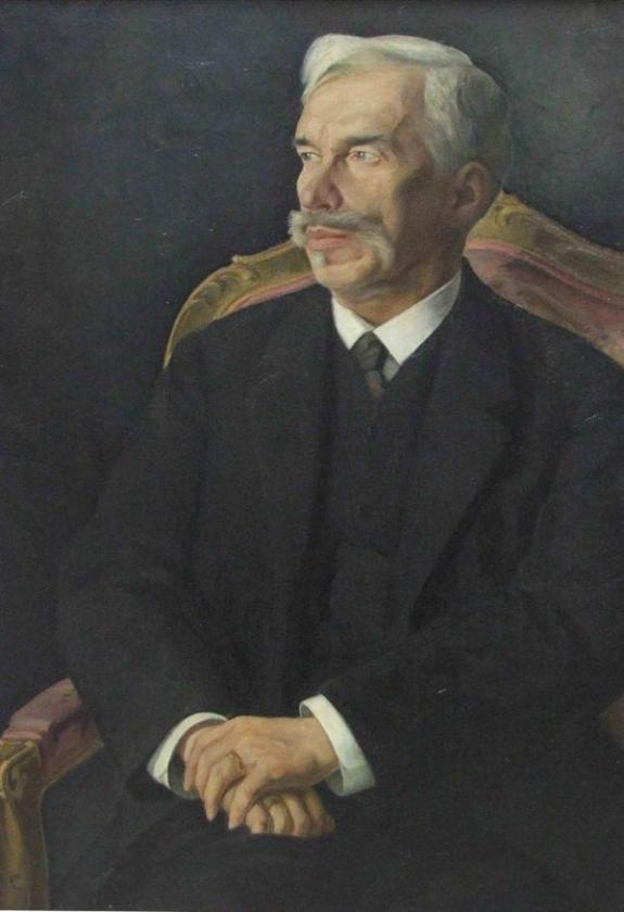 Sergei Shchukin.